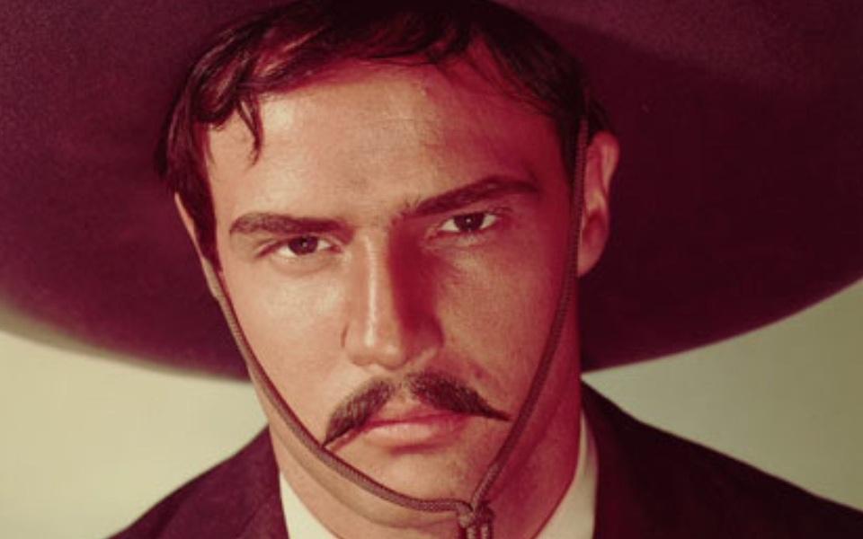 Ikonisk mustasch