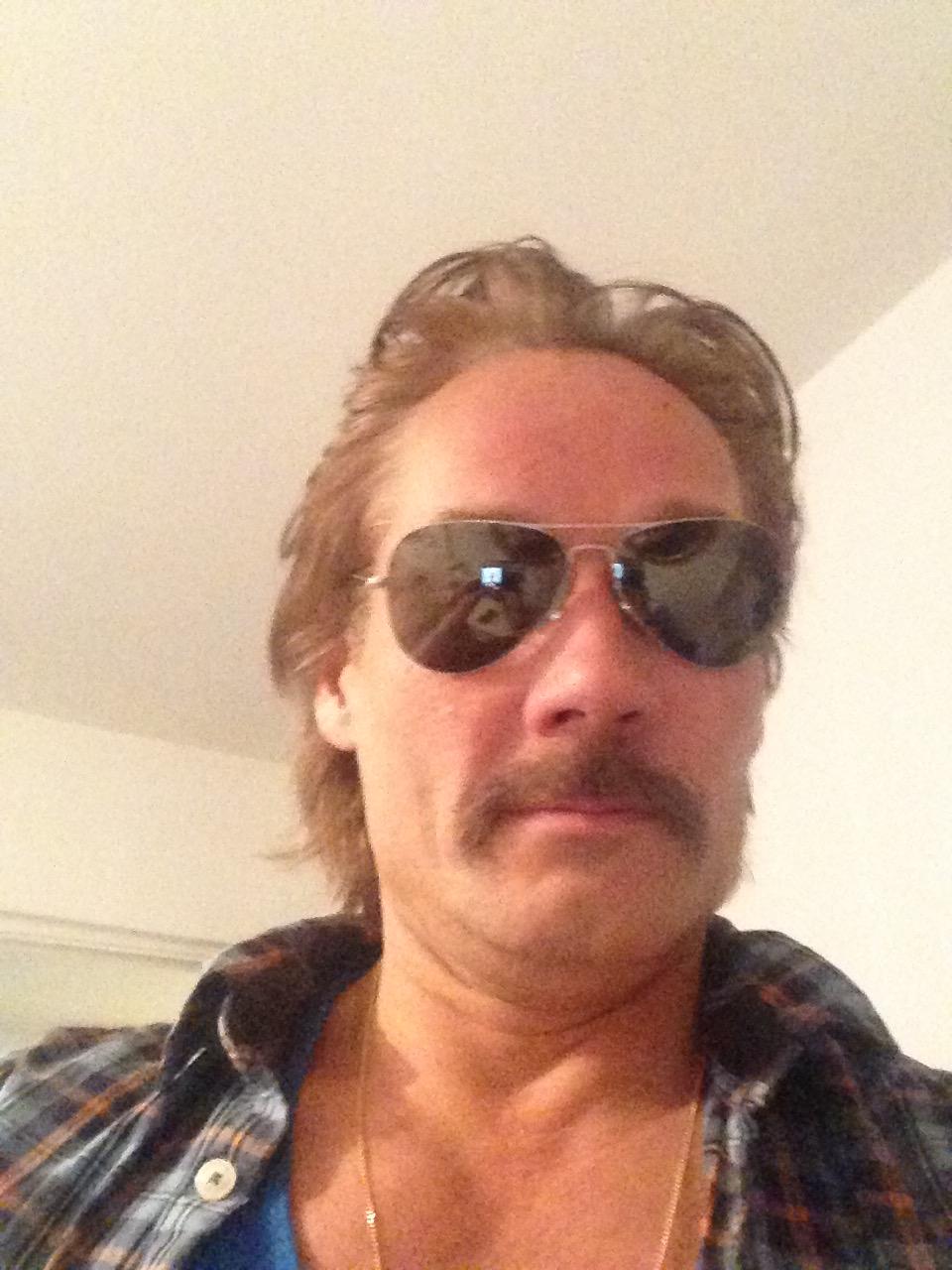 Movember mustasch