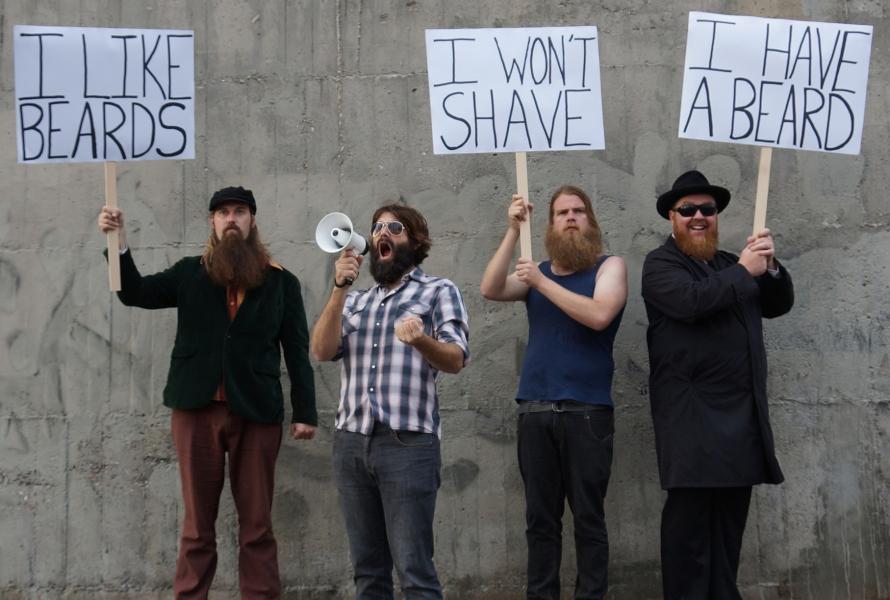 vinn biljetter till the beards konsert