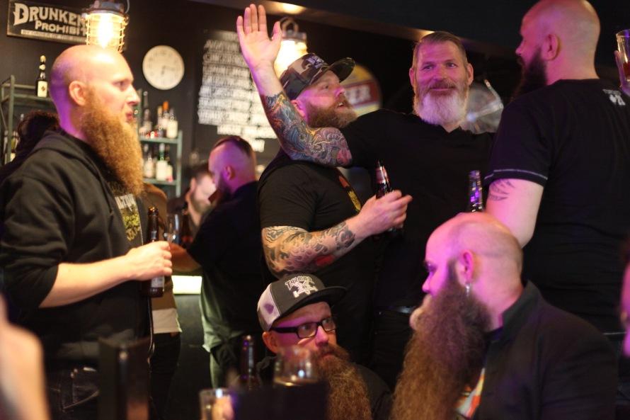 world beard day stockholm