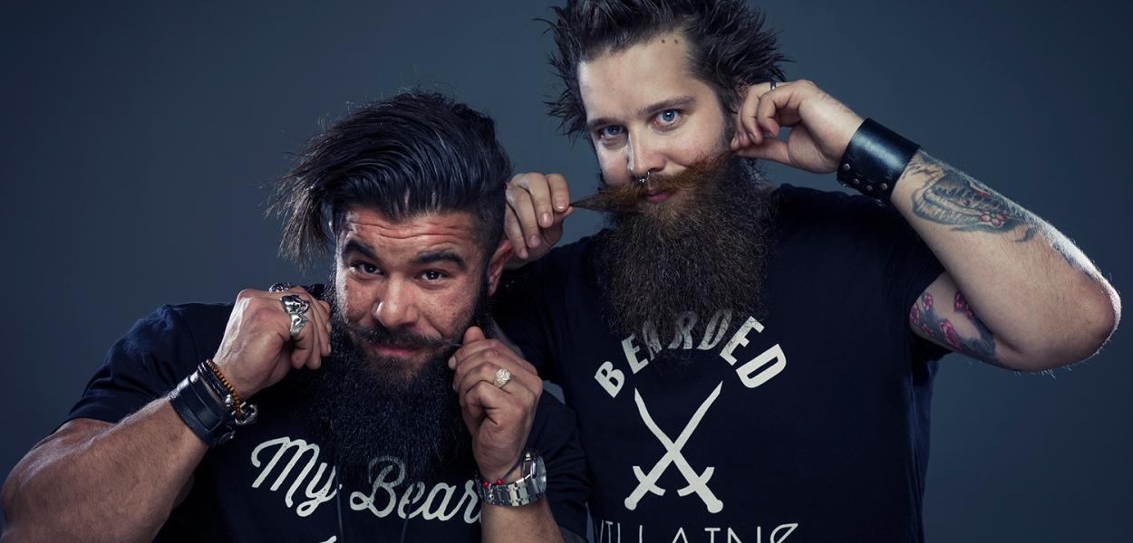 har du sveriges snyggaste mustasch eller skägg+mustasch